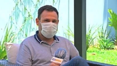 González Ferreira recuerda el accidente que cambió su vida
