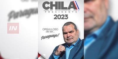 CHILAVERT ANUNCIA CANDIDATURA A LA PRESIDENCIA PARA EL 2023