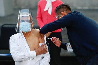 Histórico: inició la vacunación contra el COVID-19 en México