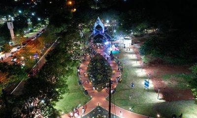 Municipalidad de Franco habilita precioso espacio para el entretenimiento ciudadano – Diario TNPRESS