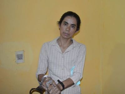 """Imputan por terrorismo y otros delitos a Laura Villalba, """"enfermera"""" del EPP"""