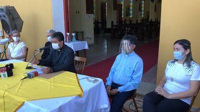 Religiosos oheka mediación EPP ndive Norte gotyo