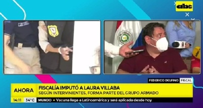 Imputan a Villalba y piden entrega de menores edad