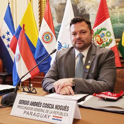 Renuncia el Procurador del Estado Dr. Sergio Coscia.