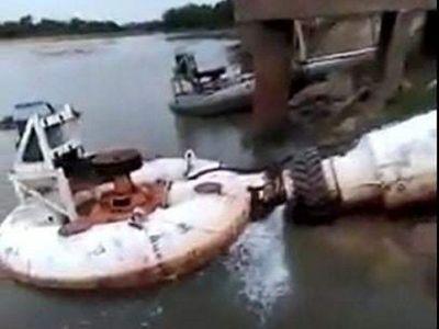 Pescadores denuncian que arroceros están secando el río Tebicuary