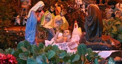 La Nación / Navidad no es solo de flor de coco sino de fe y esperanza