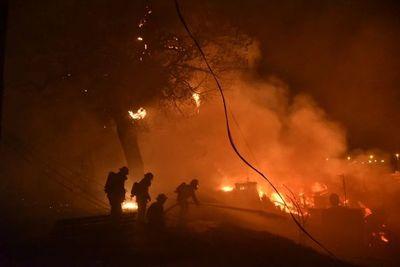 Incendio en la Chacarita: más de 30.000 m² quemados