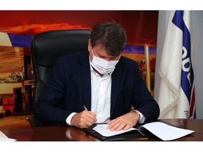 Advierten  grave manejo de demanda a Petropar y responsabilizan a Coscia