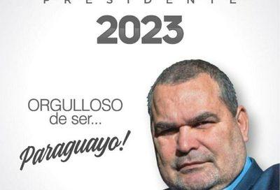 José Luis Chilavert quiere ser presidente de la República en el 2023