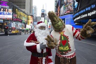 En tiempos de coronavirus, el mundo celebró una Navidad particular