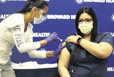 América Latina inicia vacunaciones y Europa se preocupa por la nueva cepa del covid-19