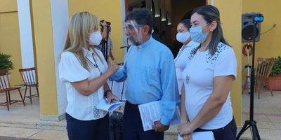 Iglesia conforma mesa de información para evitar intervención de la Cruz Roja