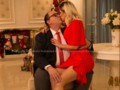 Burdo: Vaesken hace gala de su esposa brasileña a Marito y este acepta el reto de la foto