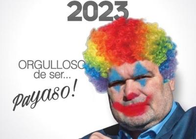 Satirizan candidatura de Chila, que es noticia en el mundo