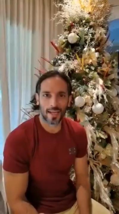 Santa Cruz y un especial mensaje a los fanáticos del Manchester City