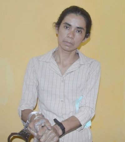 """""""Enfermera"""" del EPP: abogada denuncia la supuesta desaparición de una sobrina de Laura Villalba"""