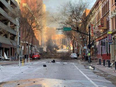 EE.UU.: Tres heridos tras la explosión de un coche bomba en Navidad