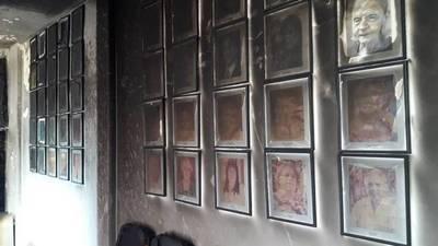 Patrimonio cultural del Cabildo no sufrió daños tras el incendio en la Chacarita