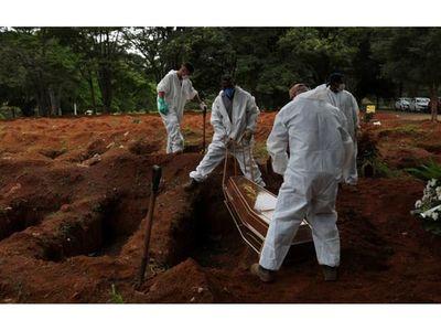 Brasil llega a la Navidad con 190.000 muertos por Covid