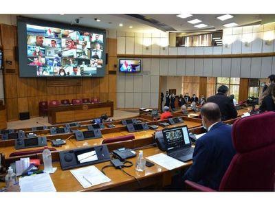 Polémica en Senado por protesta de una firma no adjudicada