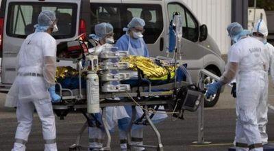 Detectan en Francia un primer caso de la nueva cepa de COVID-19
