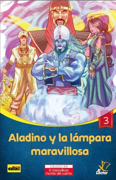 La historia completa de Aladino y su lámpara