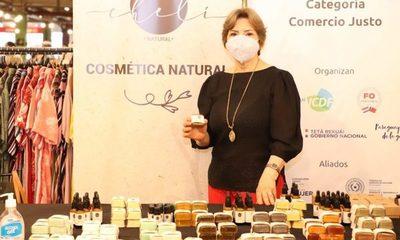 Mipymes: Después de jubilarse, abrió su empresa de jabones naturales