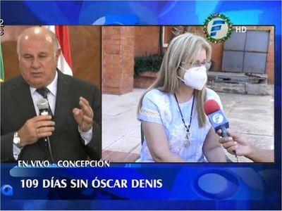 Familia Denis pide al Gobierno conversar con Laura Villalba