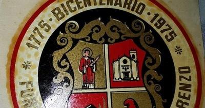 El escudo de San Lorenzo, sus símbolos e historia