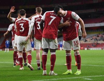 Arsenal se repone con una victoria ante el Chelsea