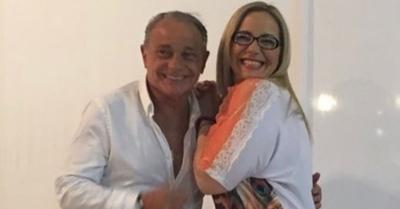 Clara Franco lamentó la muerte del Dr. Ravenna