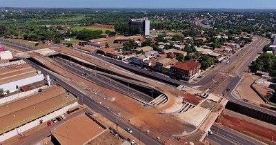 La Nación / Multiviaducto de Ciudad del Este cerrará el año con más de 80% de avance
