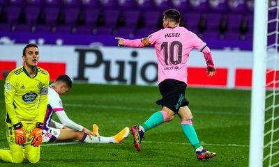 Lionel Messi revela quiénes fueron sus dos mejores entrenadores
