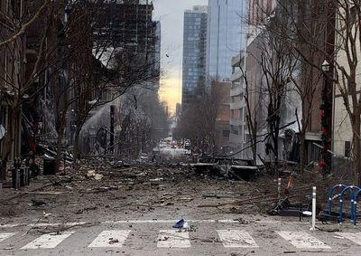 Las autoridades creen que la explosión de Nashville pudo ser un acto suicida