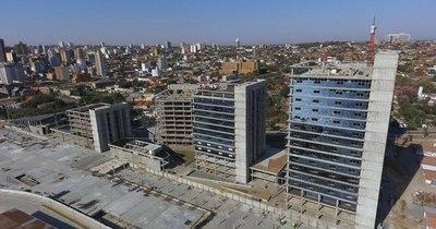 La Nación / Oficinas de Gobierno registran avance del 78% en su ejecución