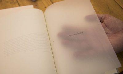 La escritura, en el año de la vida suspendida