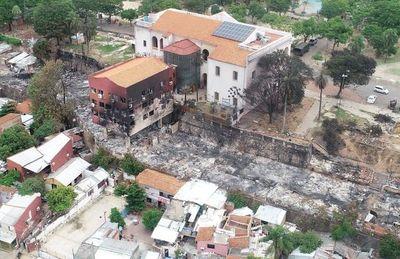 Autoridades son cómplices del siniestro y   destrucción del patrimonio histórico