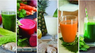 Frutas y jugos detox: Beneficios para una vida saludable