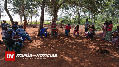 COMUNIDADES MBYA SIN CASOS DE CORONAVIRUS A NIVEL NACIONAL