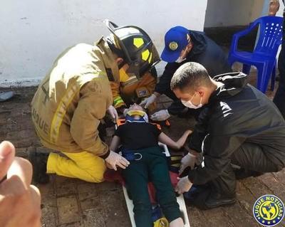 """Los """"Amarillos"""" convocan a nuevos bomberos voluntarios •"""