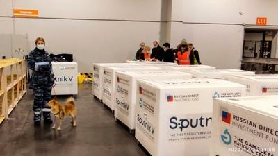 Argentina iniciará este martes la vacunación con Sputnik V