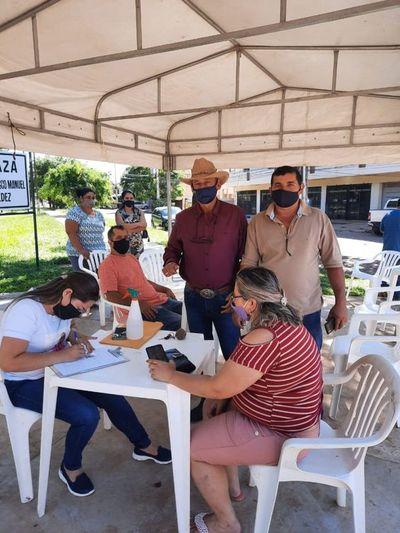 PLRA: Inscripciones en la plaza Teniente Valdez será hasta las 13:00 horas.