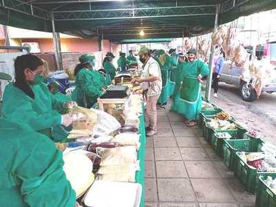 Feria agropecuaria familiar Año Paha recauda más de 76 millones de guaraníes