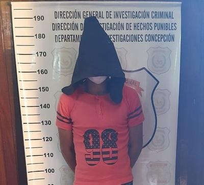 Policia detiene a presunto homicida en el distrito de Loreto