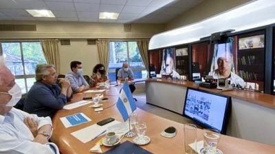 Campaña de vacunación en Argentina iniciará el martes