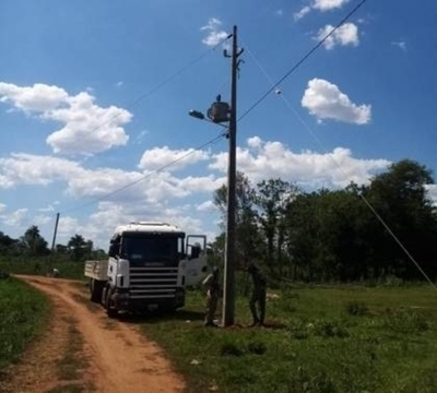 HOY / Electricidad y agua, por primera vez en dos comunidades indígenas