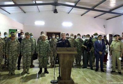 Turquía advierte de que responderá cualquier ataque contra sus tropas en Libia