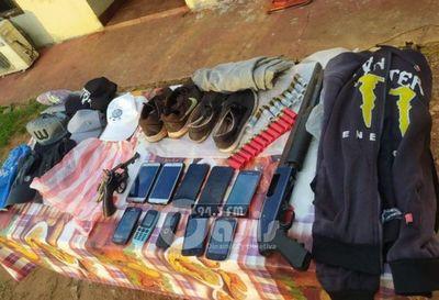 Policía detiene a cuatro presuntos asaltantes por millonario asalto en Itá