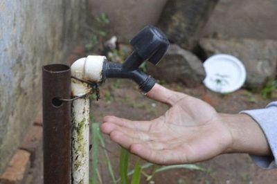 Essap deja nuevamente sin agua a usuarios de San Antonio.