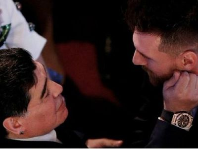 """Messi sobre Maradona: """"Su muerte fue algo terrible"""""""